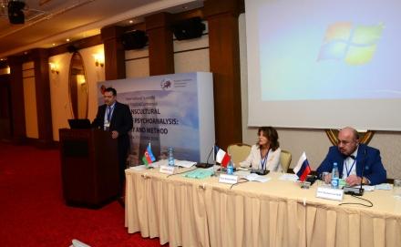 Состоялась первая в истории Азербайджана конференция по психоанализу