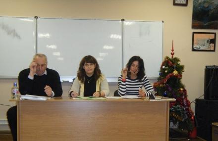 РО-СПб. Выписка из протокола отчетного собрания.
