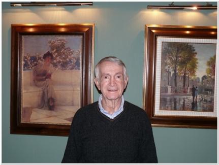 Dr. Harold Stern (USA) в Восточно-Европейском институте психоанализа