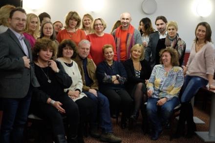 Отчетное собрание РО ЕКПП-Москва