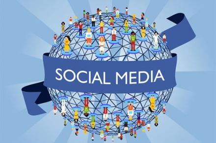 Официальные группы ЕКПП РФ в социальных сетях