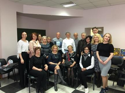 II клинический семинар под руководством члена IPA Dr.Urban Vestin (Sweden)