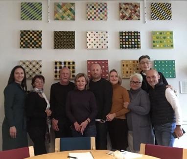 Состоялся VI клинический семинар под руководством члена IPA Dr.Urban Vestin (Sweden)